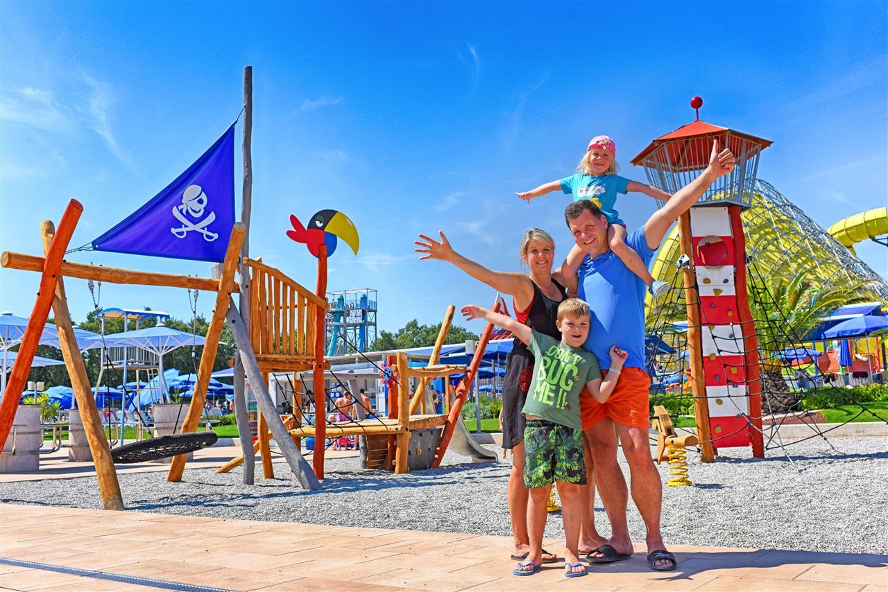 Familienurlaub urlaub mit kindern in kroatien for Designhotel mit kindern