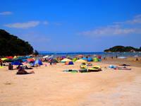 Sandstrand für Kinder in Kroatien