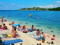 FKK Strand in Kroatien