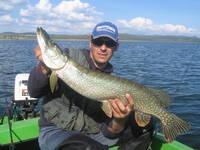 Fliegenfischer Milenko Tadic