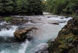 Der Fluss Una