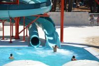 Aquapark Cikat - der Adrenalin Pool