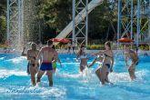 Badespaß im Wasserpark Istralandia