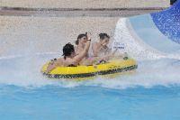Wasserpark Istralandia - Wasserrutsche Family Rafting