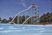 Wasserpark Istralandia - Wasserrutsche Free Fall