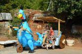 Dinokutsche für Kinder