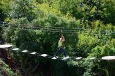 Adrenalinpark Glavani - Brücke