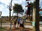 Adrenalinpark Glavani - Einweisung
