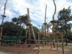 Adrenalinpark Glavani - Kletterparcour
