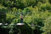 Adrenalinpark Glavani - Einrad