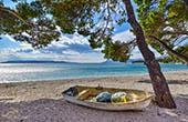 Strand Makarska