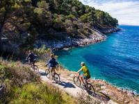 Gruppenreise für Aktive, Radfahren Losinj