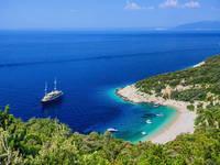 Kvarner Bucht - Lubenice, Insel Cres