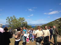 Professionelle Führungen für Schulklassen und Gruppen im Vogelschutzzentrum Grifon