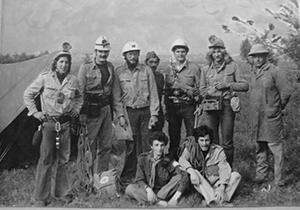 Geschichte der Grotte Baredine