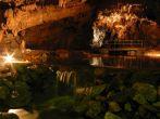 Grotte Vrelo - Bergquelle