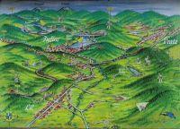 Karte - Höhle Vrelo