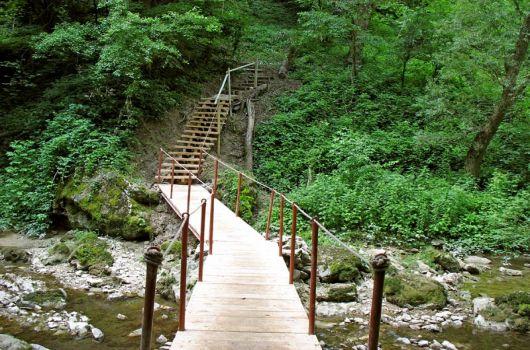 Paziner Grotte - Lehrpfad