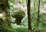 Eingang Paziner Grotte