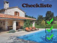 Checkliste Immobilienkauf Kroatien