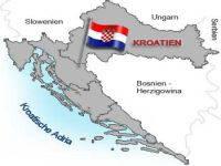 Karte Kroatien