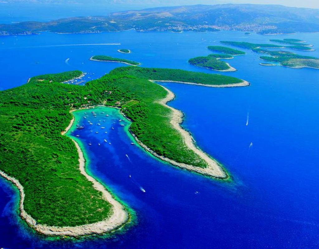 Kroatische Insel
