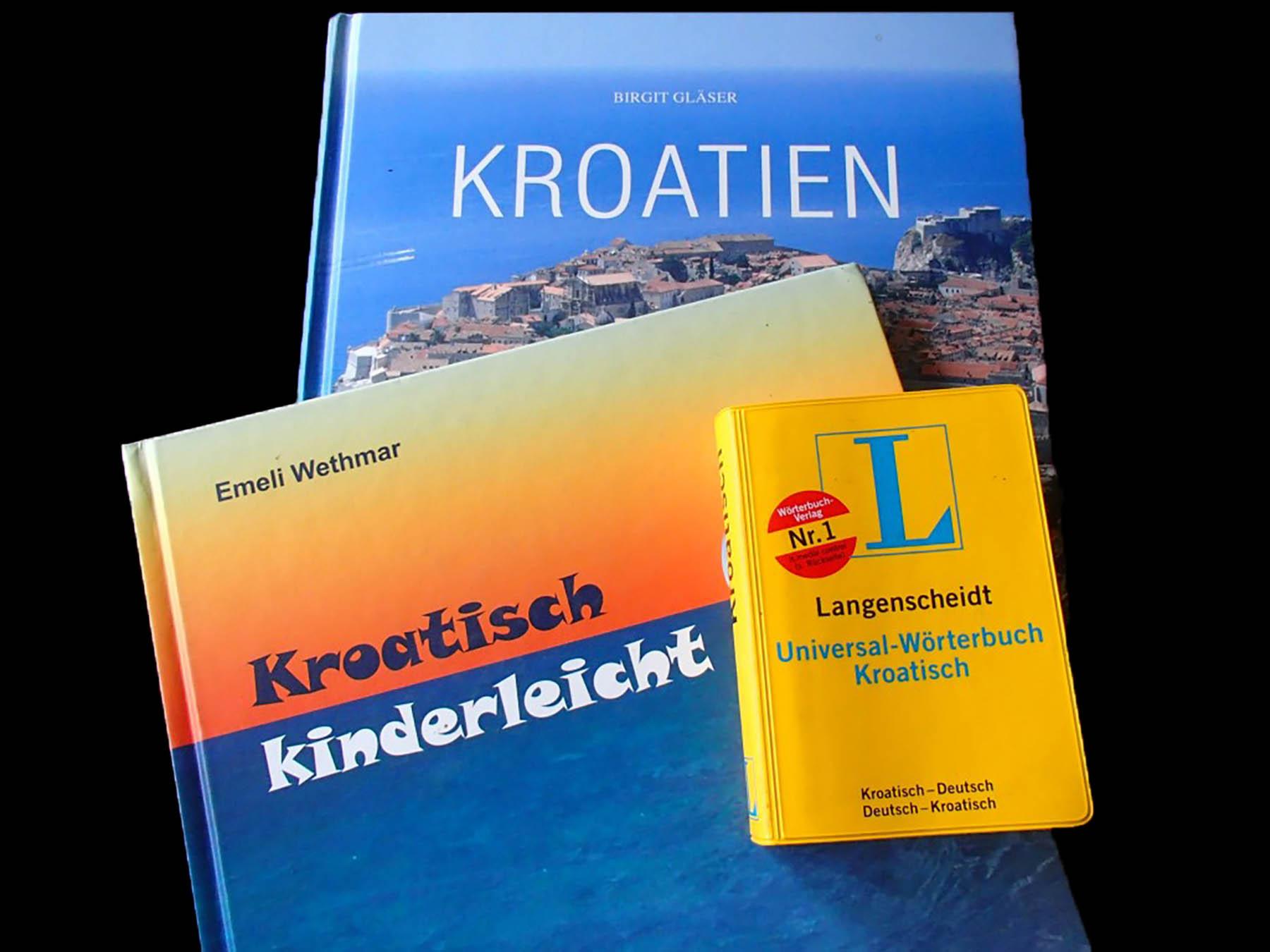 Lernmaterial Bücher