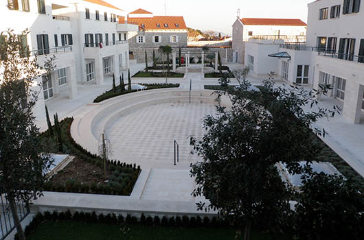 Sprachschule, Kroatien
