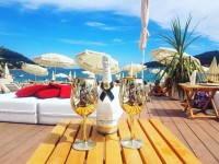 Banje Beach Club in Dubrovnik