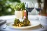 Exzellente kroatische Küche