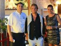 Nico Rosberg zu Besuch in Kroatien