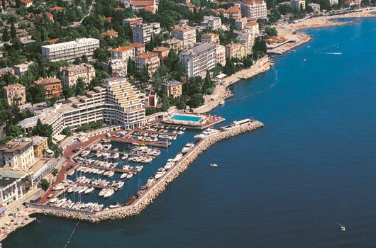 Marina Admiral, Opatija - Kvarner Bucht, Kroatien