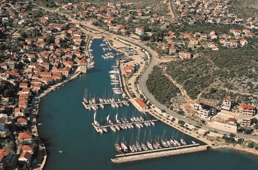 Marina Agana - Marina - Rogoznica-Trogir, Dalmatien, Kroatien