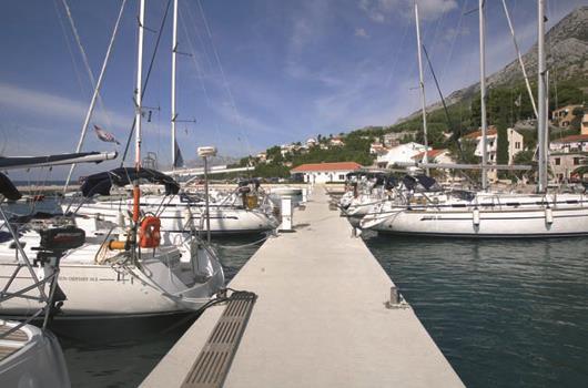 Marina Baska Voda - Makarska Riviera, Dalmatien, Kroatien