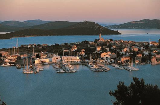 Betina, Marina Betina - Insel Murter, Dalmatien