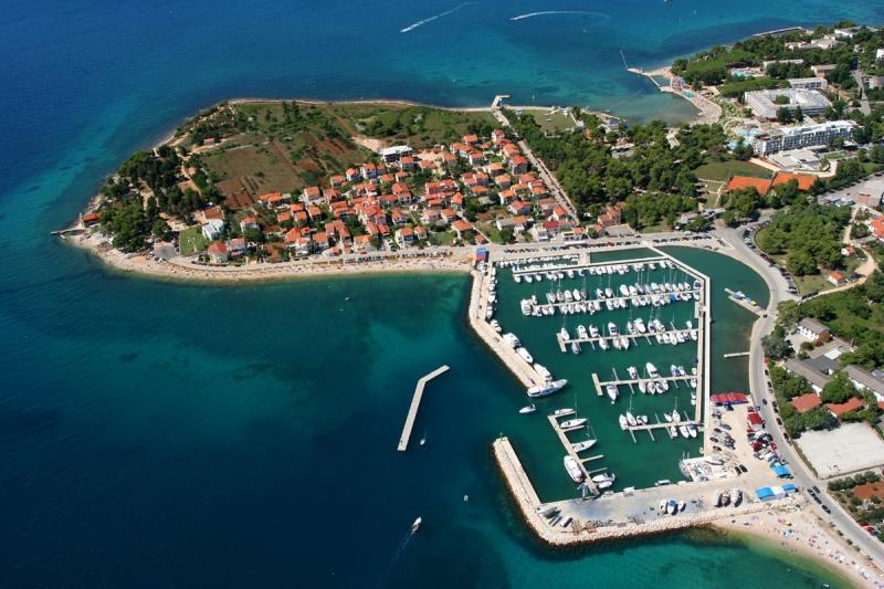 Marina Borik in Zadar | Kroatien Reiseführer