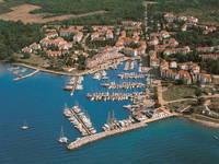 Marina Novigrad, Istrien, Kroatien