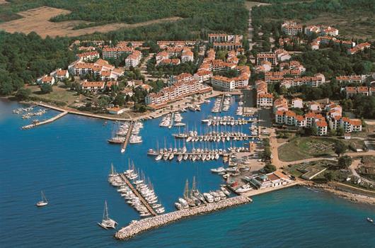 Marina Cervar Porat - Cervar Porat, Istrien, Kroatien