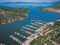 Marina Cres, Kvarner Bucht, Kroatien