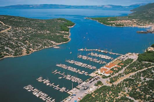 Marina Cres - Cres, Kvarner Bucht, Kroatien