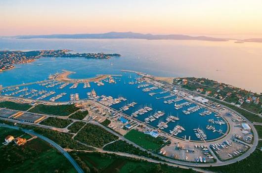 Marina Dalmacija - Bibinje, Zadar, Kroatien