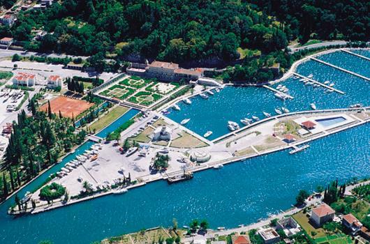 ACI Marina Dubrovnik - Dalmatien, Kroatien
