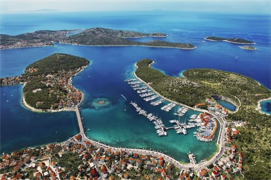 Marina Frapa - Rogoznica, Dalmatien, Kroatien
