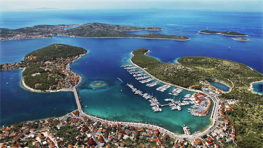 Marinas Kroatien Yachthafen Kroatien Kroati De
