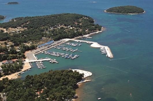 Marina Funtana - Funtana, Istrien, Kroatien