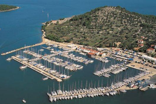 Marina Hramina - Murter, Dalmatien, Kroatien