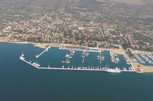 Marina Kastela - Dalmatien, Kroatien