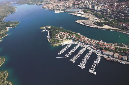 Marina Mandalina - Sibenik, Dalmatien, Kroatien