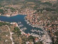 ACI Marina Milna, Insel Brac, Dalmatien, Kroatien
