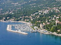 ACI Marina Opatija-Icici, Kvarner Bucht, Kroatien